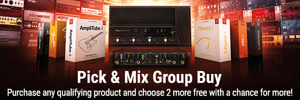Pick & Mix Group Buy - Purchase and register any qualifying product and get 2 more of equal or lesser value free!