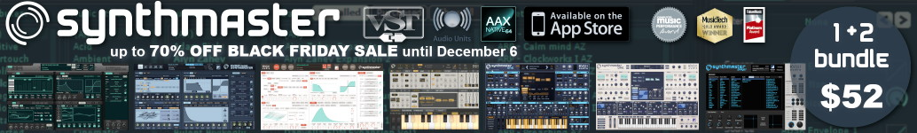 Synthmaster Sale