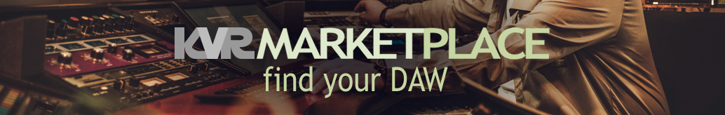 KVR Marketplace - DAWs and other Hosts