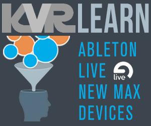 KVR: VST Plugins, Audio Units (AU Plugins) & AAX Audio