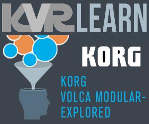 KVR LEARN - KORG - Volca Modular