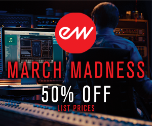 EastWest March Madness 50% Off March 11-18