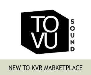 New To KVR Marketplace - Tovusound
