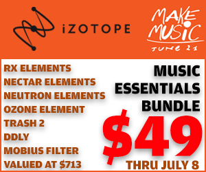 KVR: Music Essentials Bundle by iZotope, Inc  - Reviews