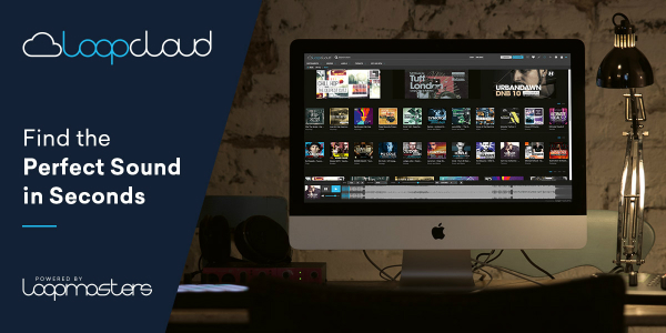 Loopcloud from Loopmasters
