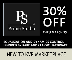 NEW TO KVR MARKETPLACE