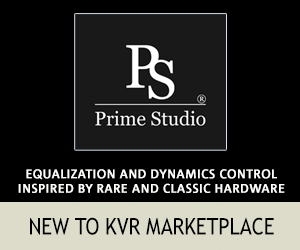 New To KVR Marketplace - Prime Studio