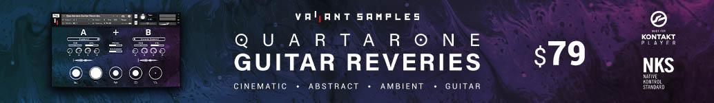 Valiant Samples Quartarone Guitar Reveries