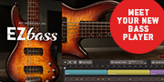 Toontrack EZbass - Meet your new bass player