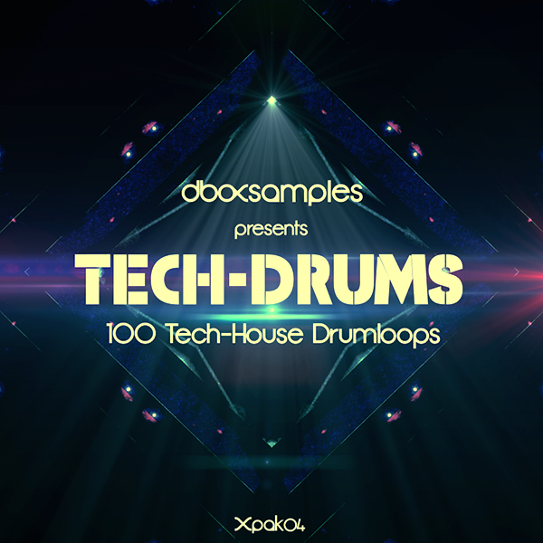 Tech-Drums