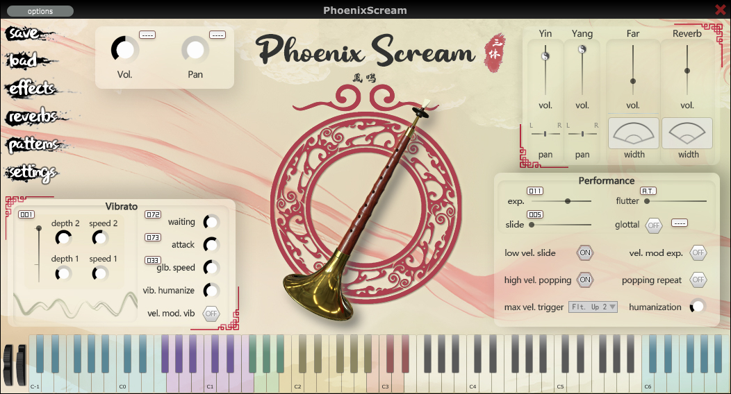 Phoenix Scream