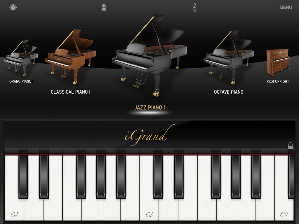 Kvr Ik Multimedia Releases Igrand Piano For Ipad