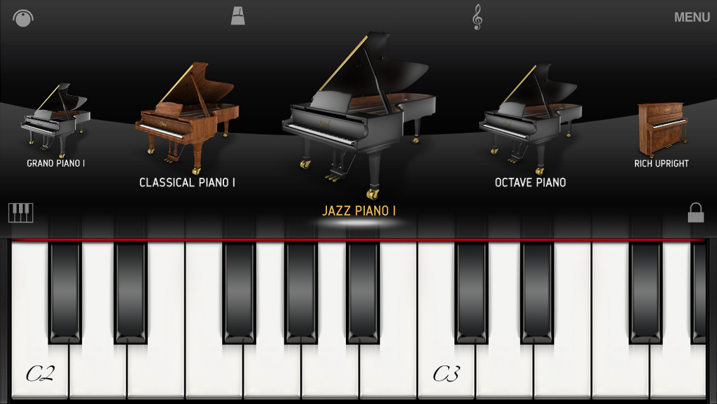 Kvr Ik Multimedia Releases Igrand Piano For Iphone Amp Ipod