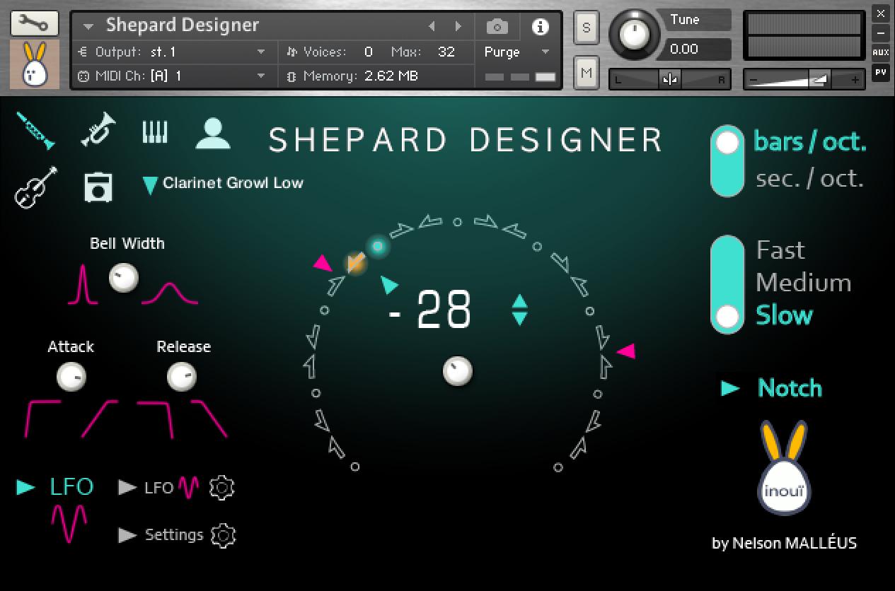 Shepard Designer