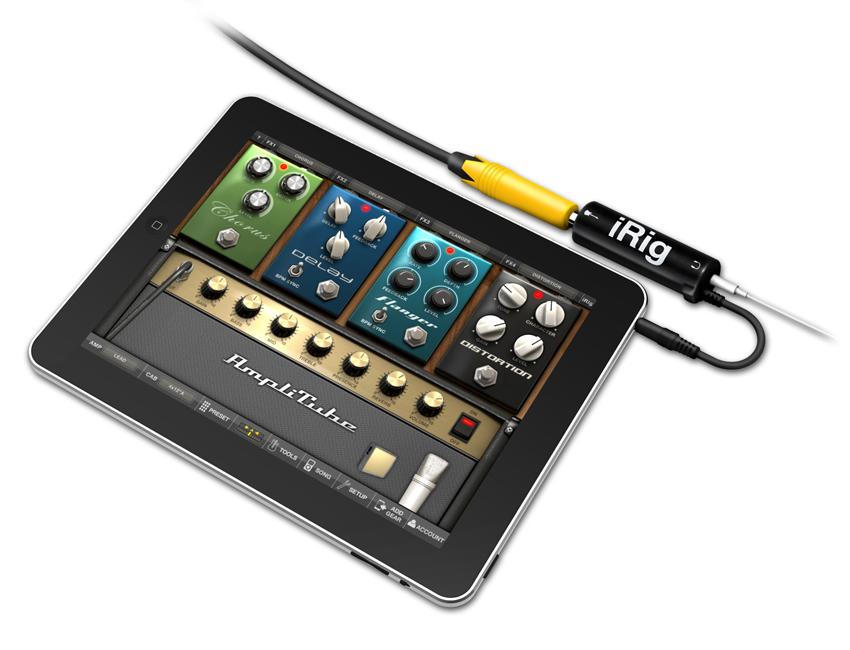 Kvr Irig By Ik Multimedia Guitar Interface Adapter