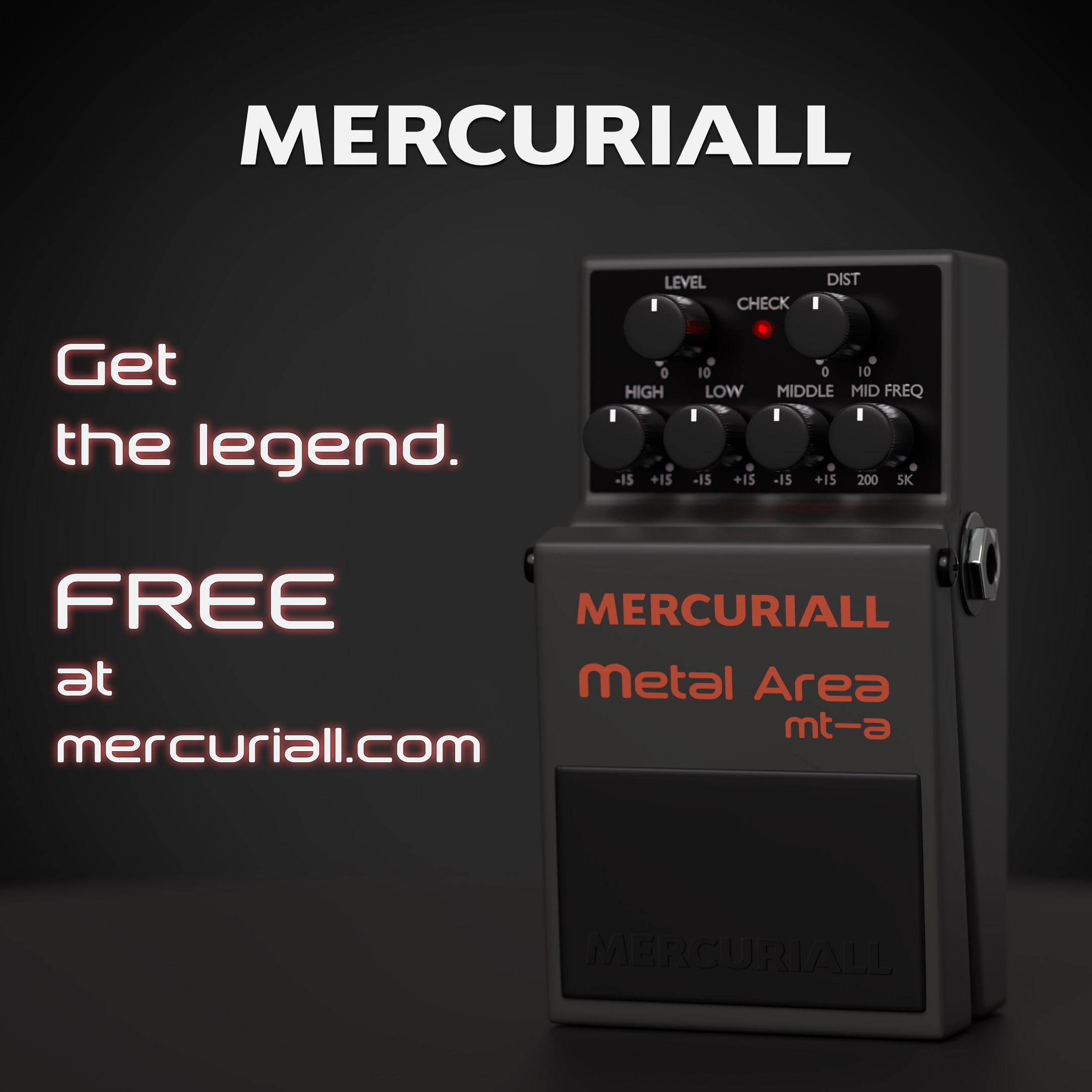KVR: Mercuriall Audio releases free distortion