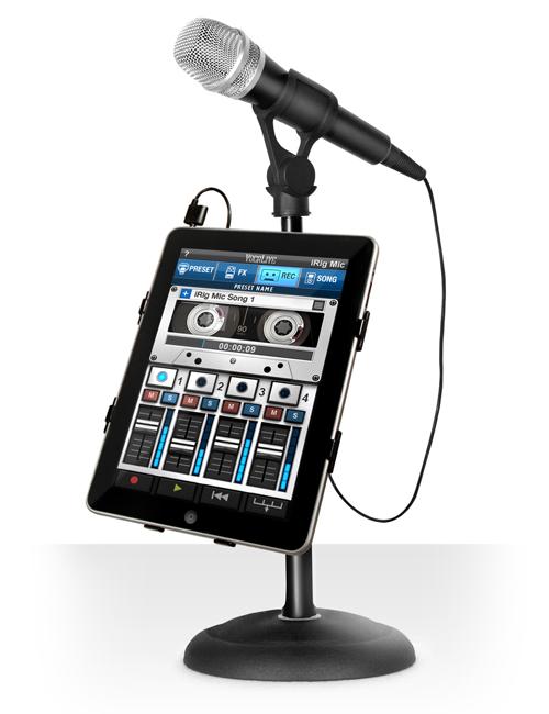 Kvr Irig Mic By Ik Multimedia Condenser Microphone