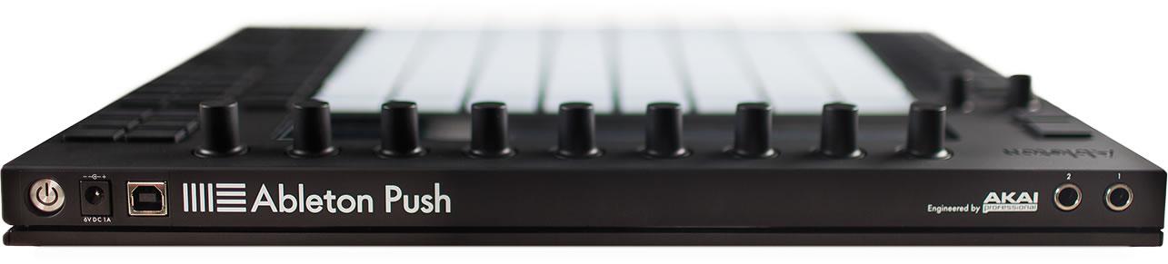 kvr ableton releases push hardware live controller. Black Bedroom Furniture Sets. Home Design Ideas