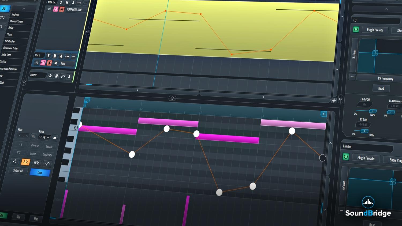 KVR: SoundBridge DAW by SoundBridge - DAW Standalone Application