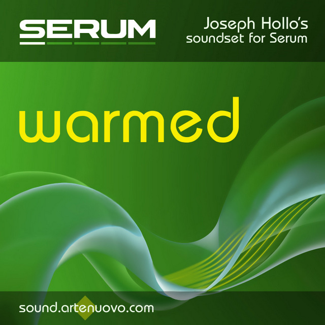 Warmed soundset for Serum