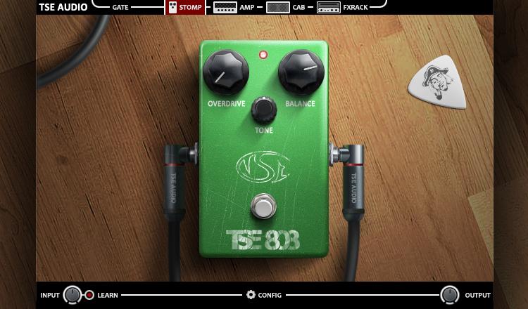 Free: tse 808 v2. 0 guitar pedal vst | laptopguitarist. Com.