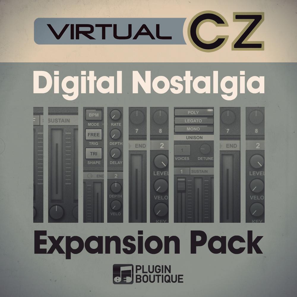 VirtualCZ Expansion Pack: Digital Nostalgia