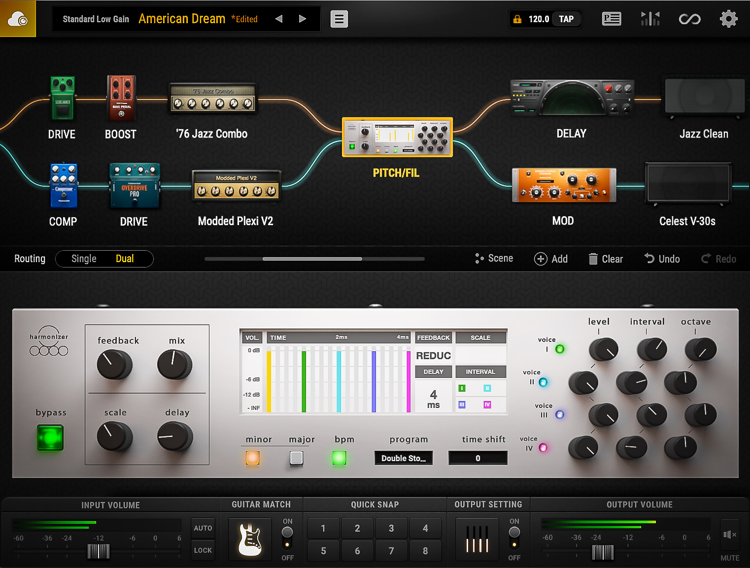KVR: BIAS FX 2 by Positive Grid - Guitar Amp and FX Modeling