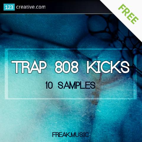 Free Trap 808 Kicks