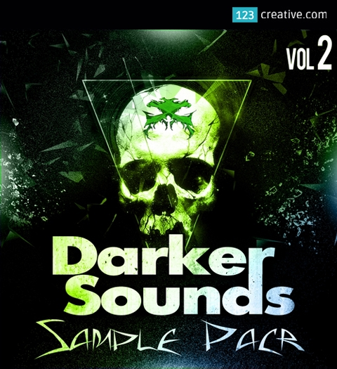 Darker Sounds Sample Pack Vol.2