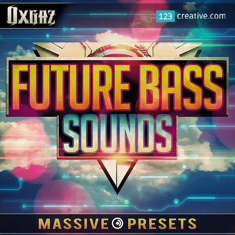 Future bass sounds - Massive presets