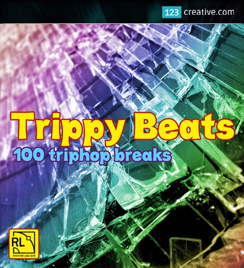 Lab Trippy Beats - Old School Loops (100 Trip Hop Breaks)