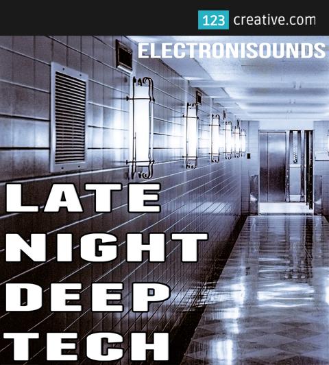 Late Night Deep Tech Sample pack