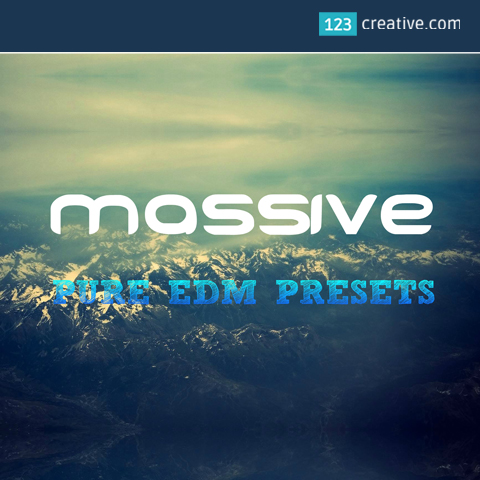 Pure EDM presets for NI Massive