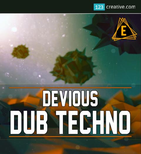 Devious Dub Techno Sample pack