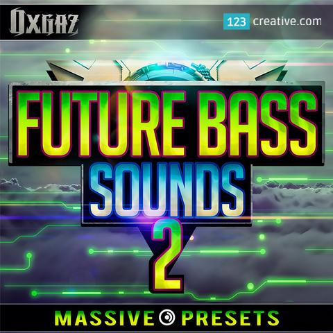 Future Bass Sounds 2 - Massive presets