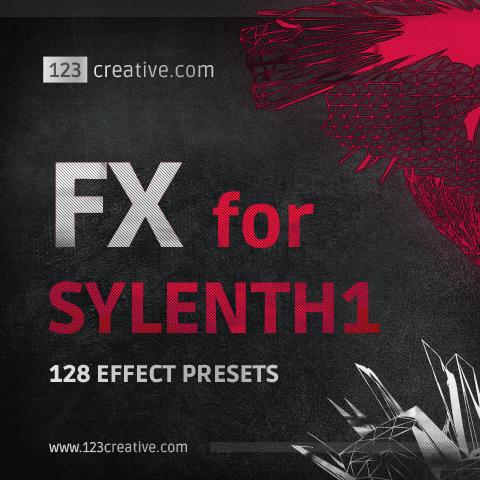 FX presets for Sylenth1: 123creative.com