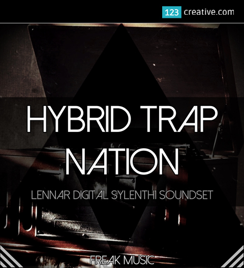 Hybrid Trap Nation - presets for Sylenth1
