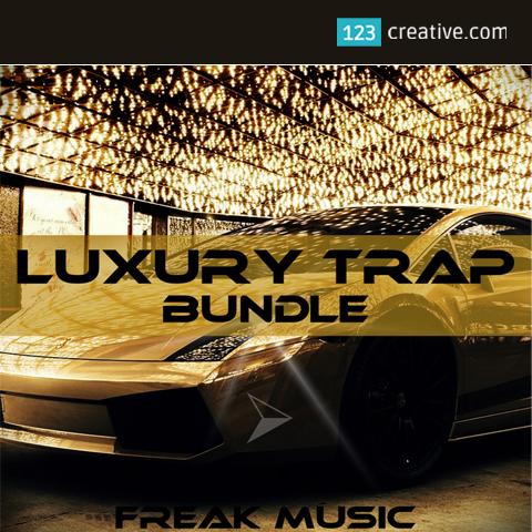 Luxury Trap construction kits bundle