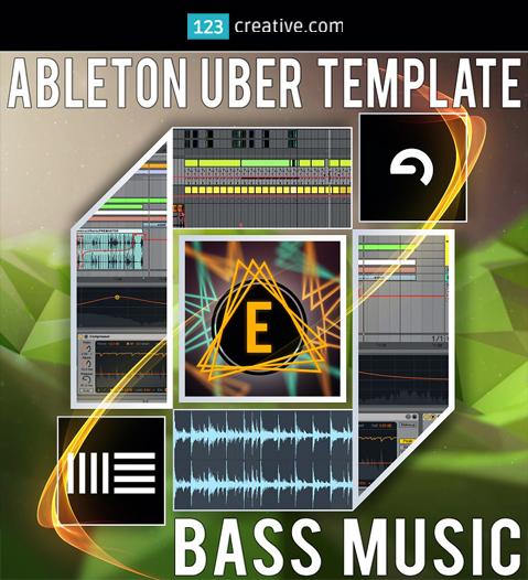 KVR: Uber Template Bass Music - Ableton Live template + Bass music ...