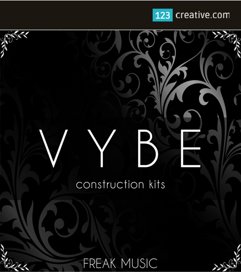 Vybe construction kit - loops, Midi, Sylenth1 presets, Ableton projects