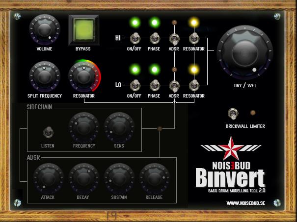 Binvert