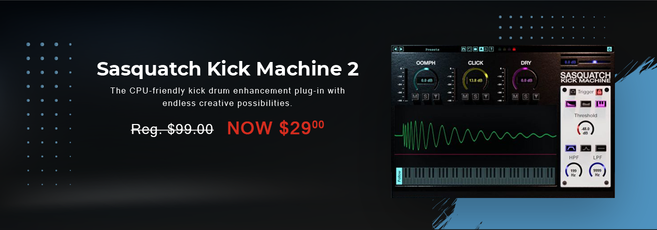 Sasquatch Kick Machine 2