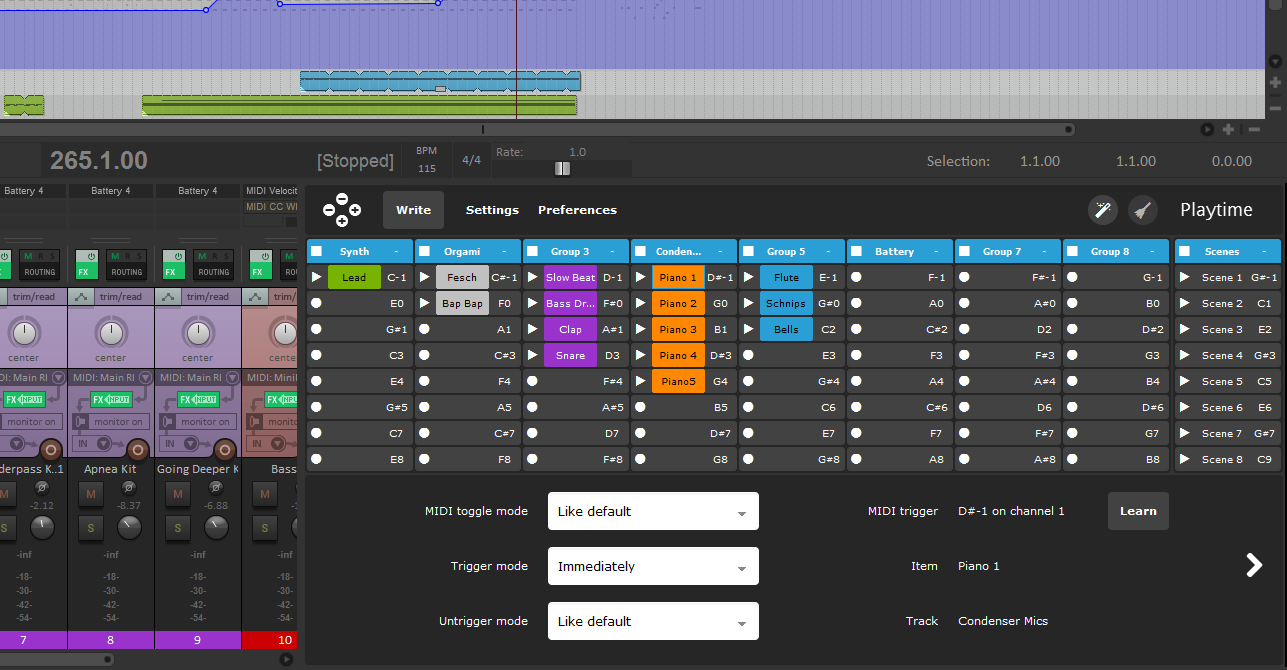 KVR: Helgoboss Projects updates Playtime to v1 10 0 for REAPER