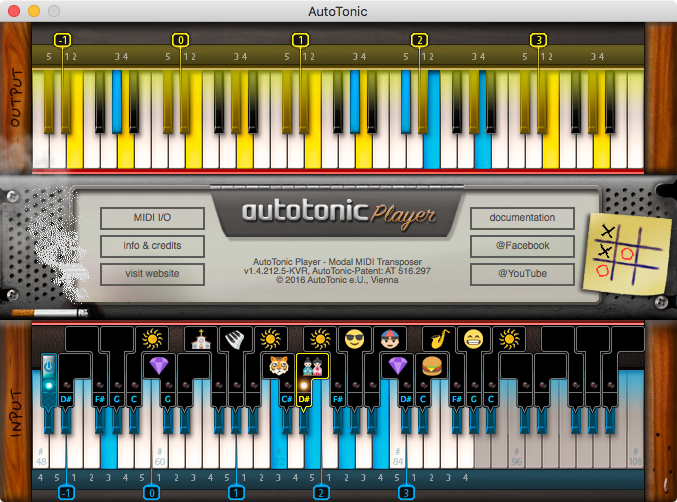 AutoTonic Player