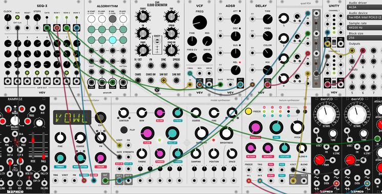 kvr  vcv rack v0 5 0 released for mac  win  u0026 linux