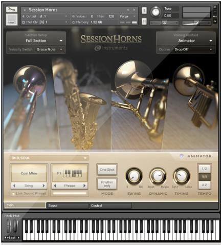 KVR: Session Horns by e-instruments - Brass VST Plugin