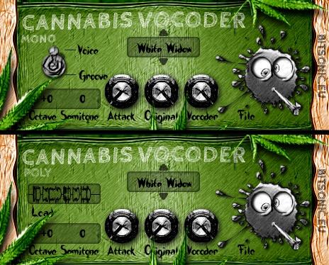 Cannabis Vocoder