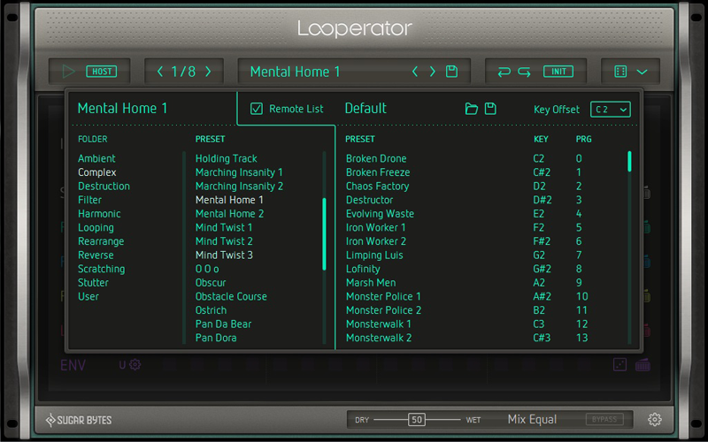 KVR: Sugar Bytes releases Looperator for Mac & Win VST, AU, RTAS & AAX