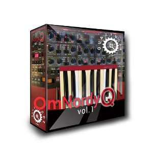 OmNordyQ vol.1 Omnisphere 2 Project