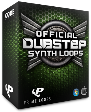 Official Dubstep Synth Loops